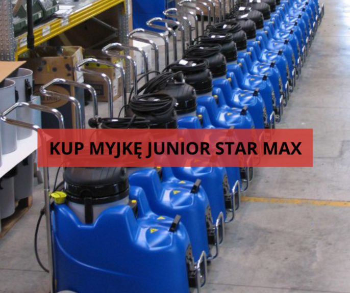myjka parowa junior star max