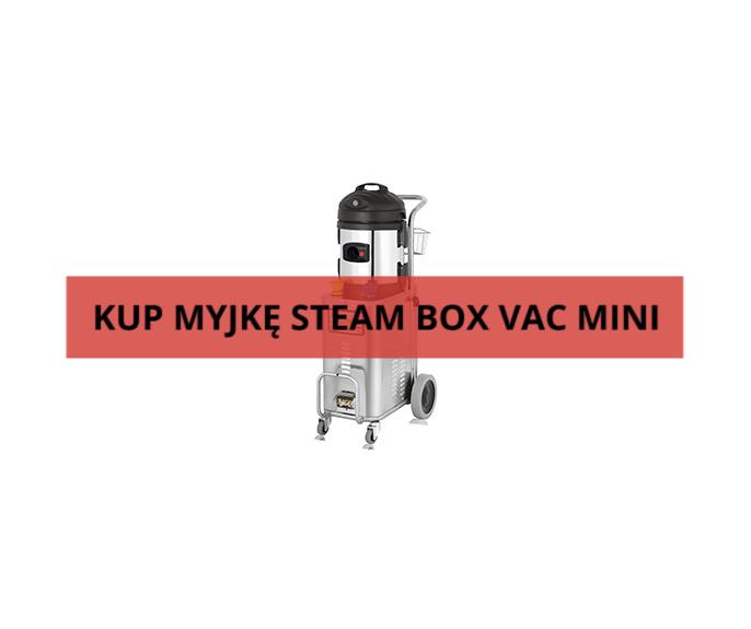 myjka parowa steam box vac mini