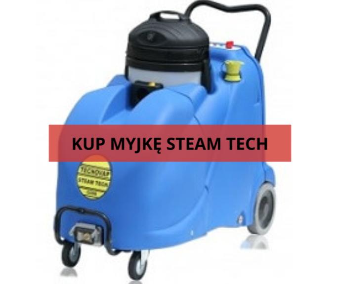 myjka parowa steam tech