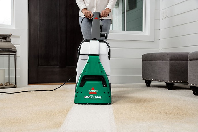 odkurzacz bissel big green do prania dywanów